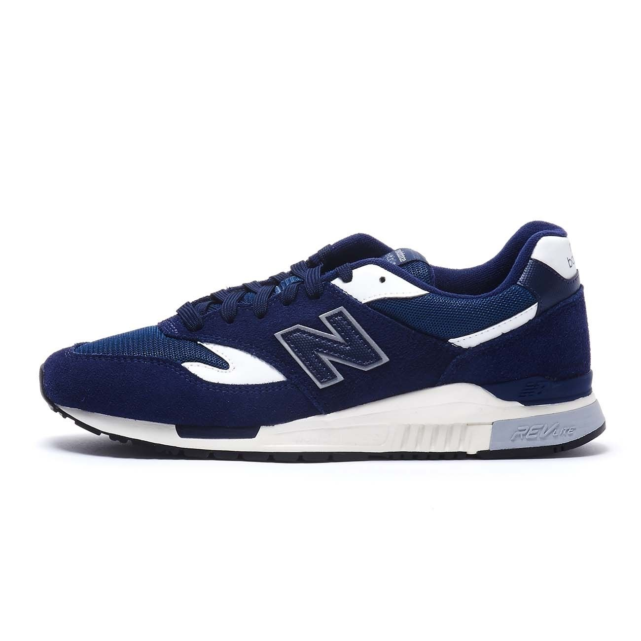 NEW BALANCE SNEAKERS 840 LIFESTYLE SUEDE MESH TRADITIONNELS Uomo ...
