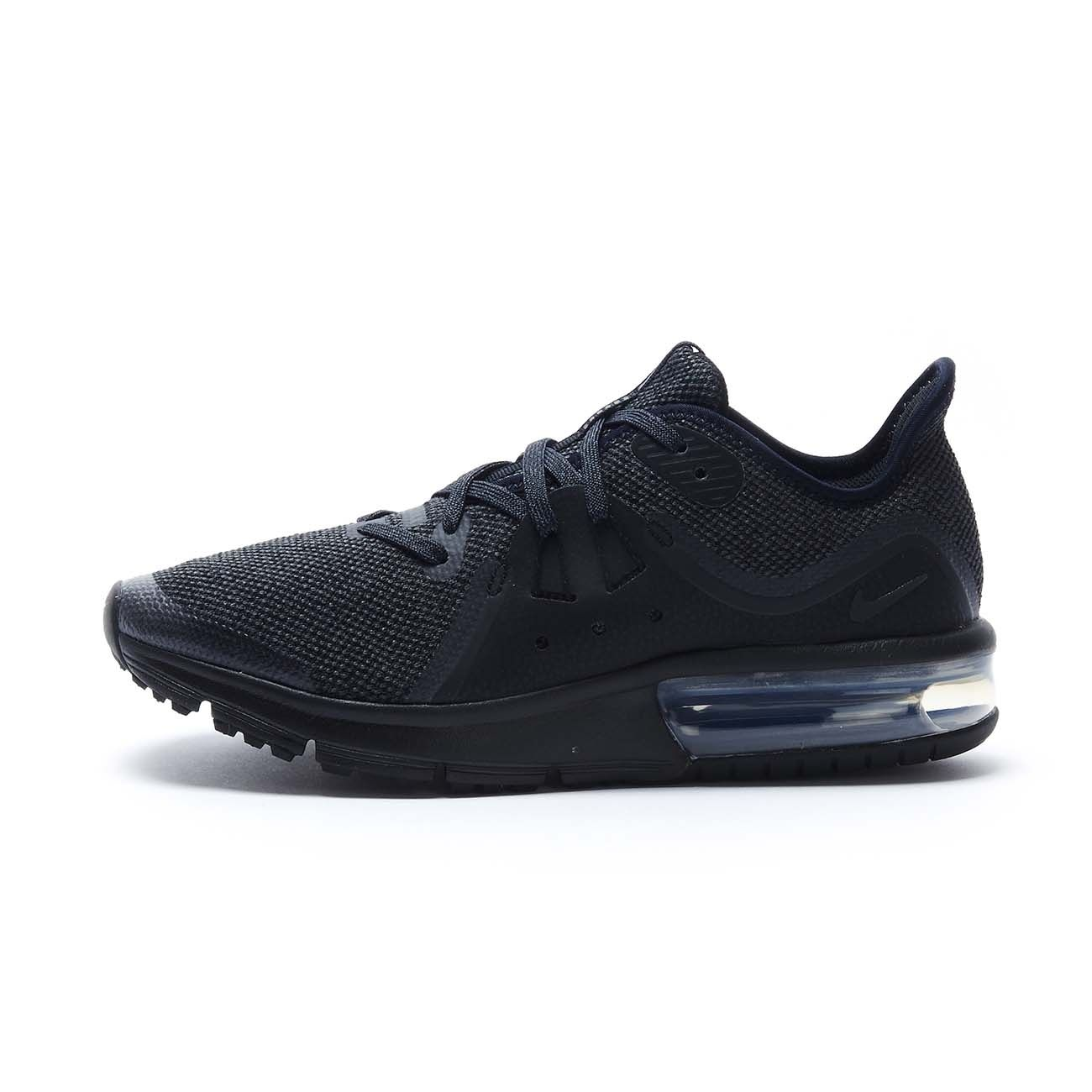 NIKE SNEAKERS AIR MAX SEQUENT 3 Bambino Black anthracite ...