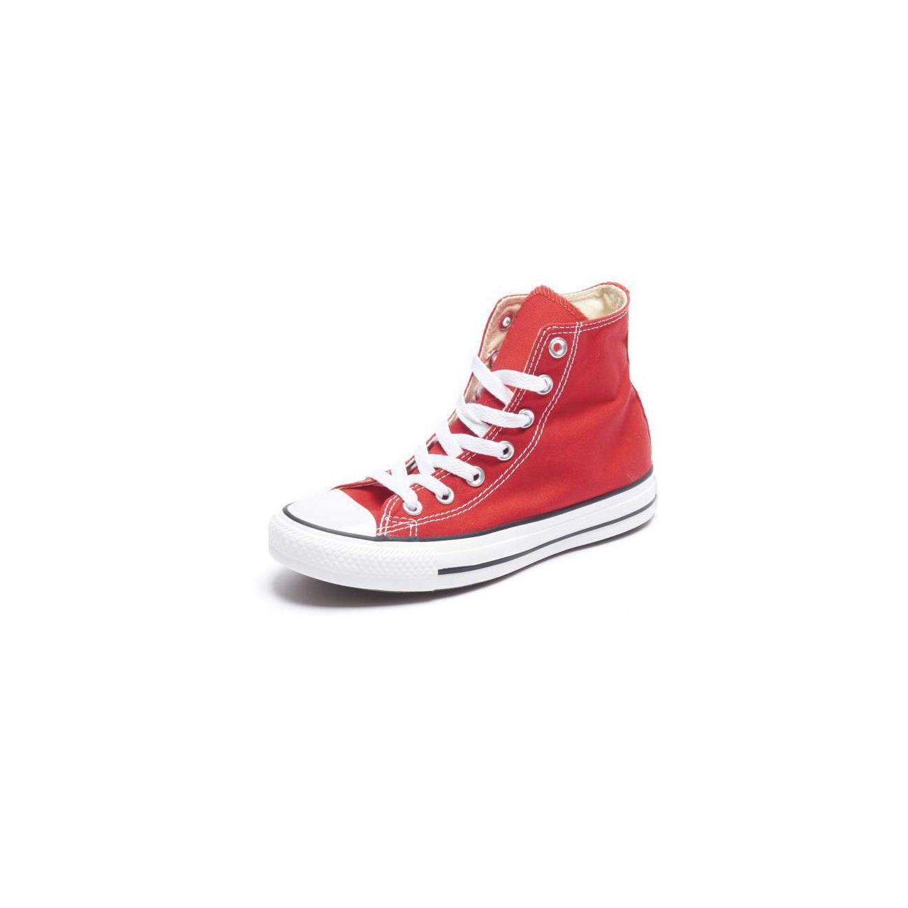 CONVERSE ALL STAR HI CANVAS CONVERSE Uomo Red  Mascheroni Sportswear