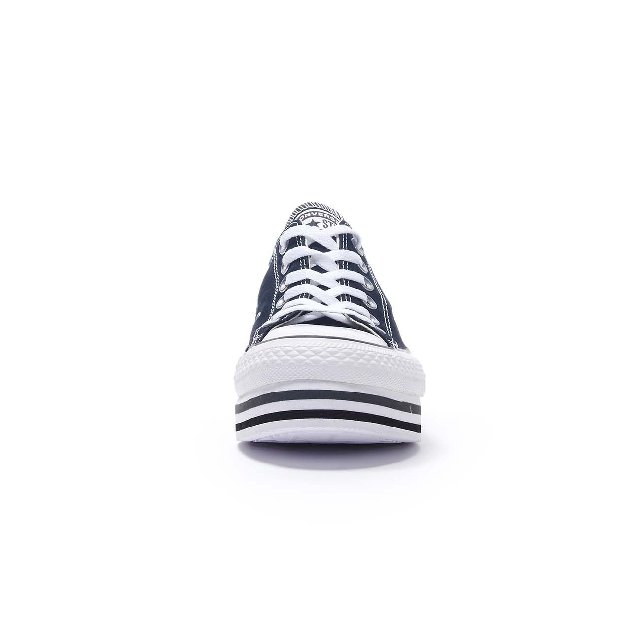 CONVERSE SNEAKERS CHUCK TAYLOR ALL STAR PLATFORM LAYER OX Donna ...